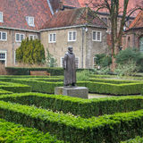 Statue of William of Orange, or the Silent, of the Netherlands i Royalty Free Stock Image