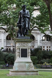 Statue of William Tyndale Royalty Free Stock Image