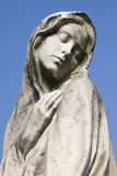 Statue of a woman Stock Image