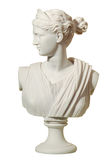 Statue of a woman in the antique style Royalty Free Stock Photography