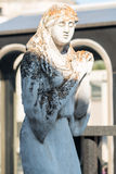 Statue of woman Royalty Free Stock Image