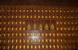Statue of Xuanzang. Great Wild Goose Pagoda, Xian, China Royalty Free Stock Photo
