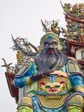 Statue Zhang-Fei Lizenzfreie Stockbilder
