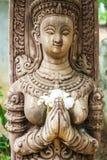 Statuebali1 Stock Image