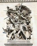 Statuen Stockbild