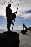 Statuen stockfoto