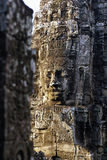 Statuen Angkor Wat Ruinen, Kambodscha Stockfotografie