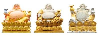 Statuen der Götter. Stockbild