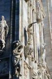 Statuen in Italien Lizenzfreie Stockbilder