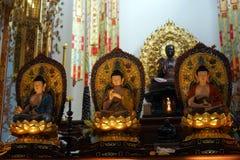 Statuen von Buddha Stockfotografie