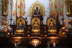 Statuen von Buddha Lizenzfreie Stockbilder