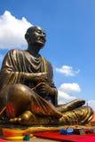 Statuenapostel im Freien Lizenzfreies Stockfoto