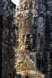 Statues- Angkor Wat ruins, Cambodia Stock Photography