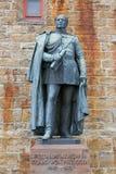 Statues au Burg Hohenzollern de château de Hohenzollern photographie stock