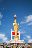 Statues of buddha Stock Photography