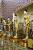 Budha Statues Stock Photo