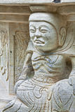 Statues carved in stone Guilin China Stock Photos