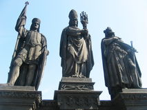 Statues Royalty Free Stock Photos