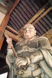 Statues d'Arhat Images libres de droits