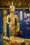 statues d'or de Bouddha images libres de droits