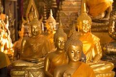 Statues de Bouddha Photos stock