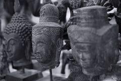 Statues de Bouddha Photo stock