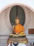Statues de Bouddha de la Thaïlande Photos libres de droits