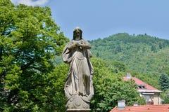 Statues de détail Photographie stock libre de droits