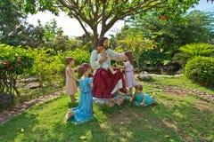 Statues de Jésus Images libres de droits