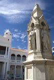 statues de justice d'héritage photo libre de droits