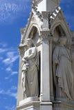statues de justice d'héritage photographie stock