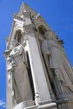 statues de justice d'héritage photos stock