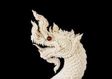 Statues de Naga Photographie stock libre de droits