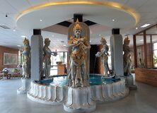 5 statues of deities in Hinduism