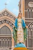 Statues des femmes saintes Photographie stock libre de droits