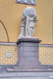 Statues des nymphes Photographie stock libre de droits