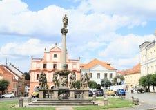 Statues des saints photo stock