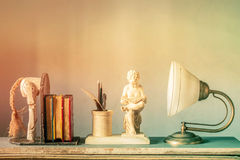 Statues et ornements de Photos stock