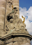 Statues of Europe 2 Stock Image