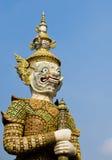 Statues géantes Images libres de droits
