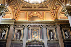 Statues in Gallery of Fitzwilliam Museum Stock Photos