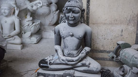 Statues of Hindu Gods and Goddess. Crafts and Arts of India. Mur Stock Photo