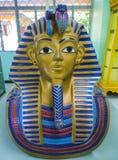 Statues of king pharaoh. History, pharaoh, egypt Stock Image