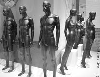 Statues nues Images stock