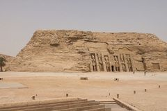 Statues of other Egypt. With the temple monuments megaliths. Statues of other Egypt. With the temple monuments megaliths Stock Images