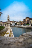 Statues in Padua, Italy Stock Image