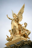 Statues, Palais Garnier Stock Photography