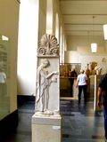 Statues in  Pergamon Museum in Berlin Stock Images