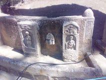 Statues of the Roman era in Algeria Stock Images