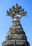 Statues in the Sculpture Park - Nong Khai, Thailand royalty free stock photography